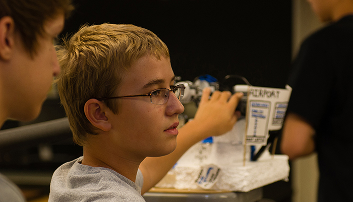 Teaching STEAM concepts to middle and high school students using engineering design to create STEAM Machines™