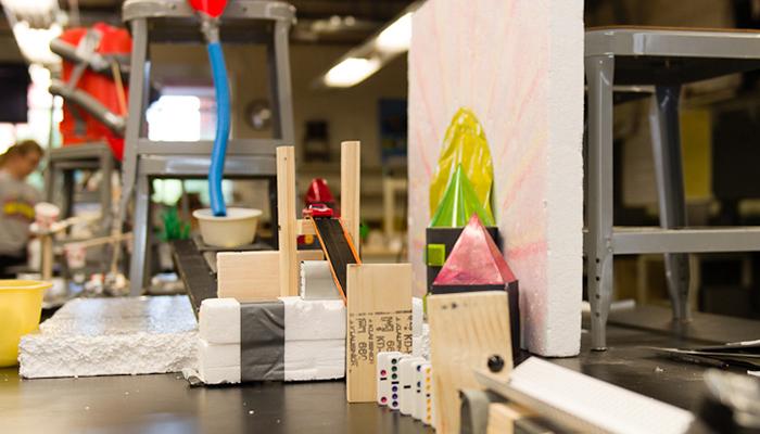 STEAM Labs™: Teaching engineering design using STEAM Machines™