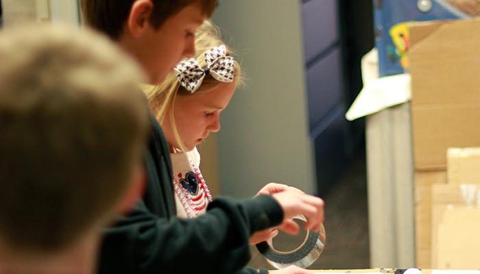 Art of the machine: Rube Goldberg and the Maker movement